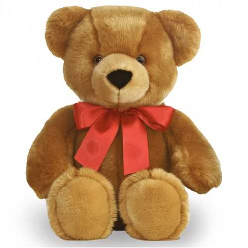 Hearts & Cuddles Bear (Medium)